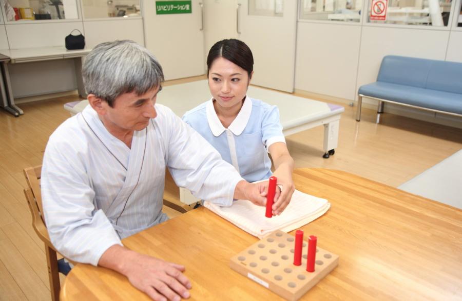 作業療法士の仕事
