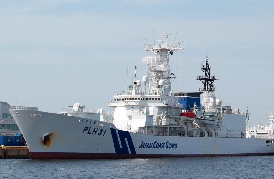 海上保安官の仕事